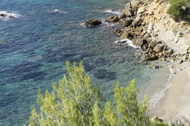 Cala di Gesso Argentario Southern Tuscany beach südliche Toskana süden strand Strände