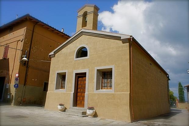St. Joseph church chiesa San Giuseppe Montiano Toscana southern Tuscany Toskana тоскана Italy Italia イタリア Италия 意大利