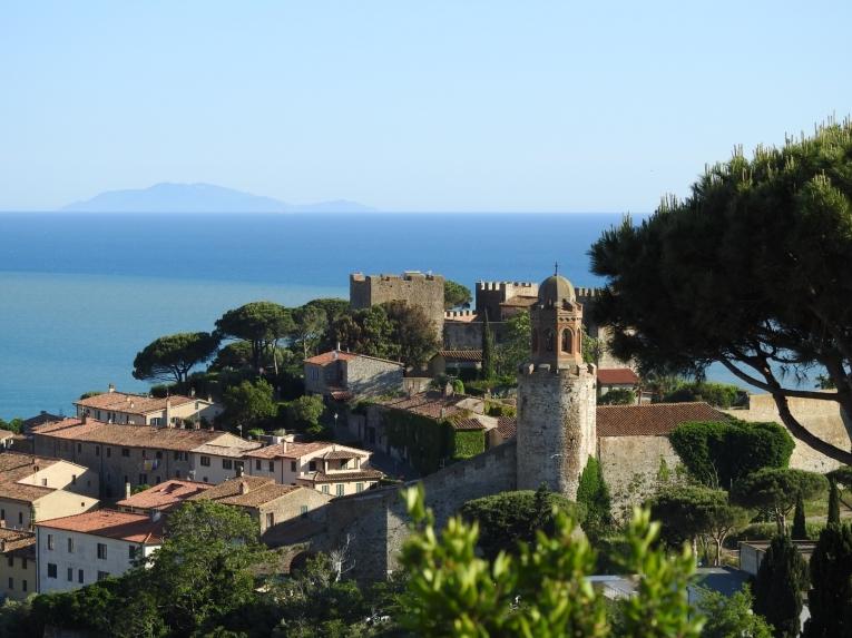 Castiglione della Pescaia southern Tuscany Italy Toskana イタリア Италия 意大利