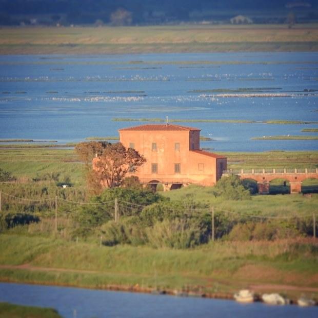 Casa Rossa Ximenes Castiglione della Pescaia southern Tuscany Italy Toskana イタリア Италия 意大利