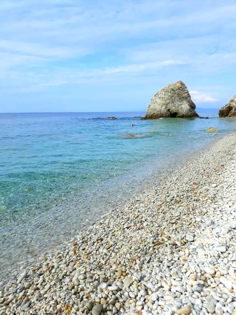 Sansone Elba best top must see must-see southern Tuscany beach beaches Toscana Toskana тоскана Italy